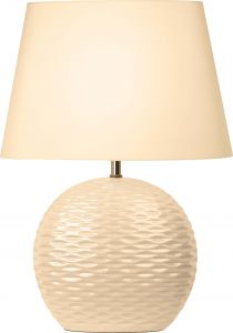 Ripple Table Lamp Cream