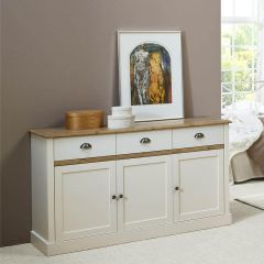 Sandy 3+3 Large Sideboard