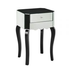 Cattleya Mirrored Side Table