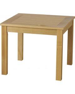 Oakleigh Oak Veneer Lamp Table
