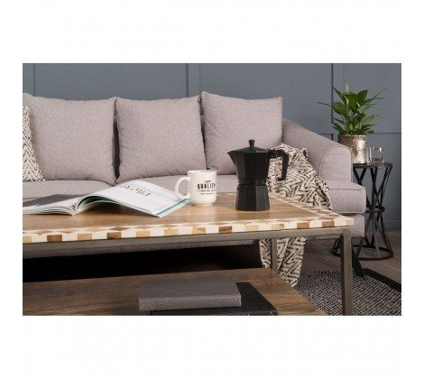 Artisan Rectangular 2 Tier Coffee Table