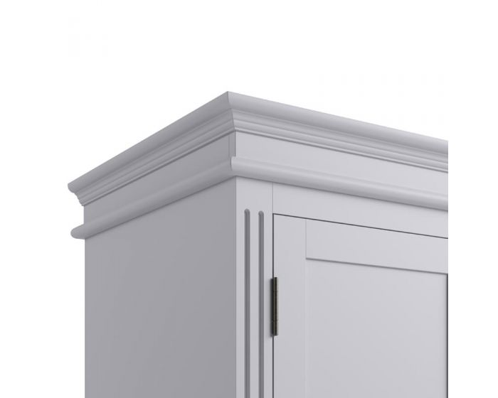 Belbury Pine 2 Door Wardrobe