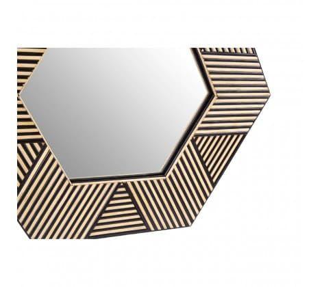 Berit Bamboo Wall Mirror