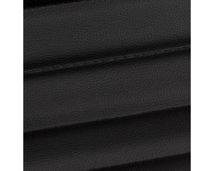 Berit Black Faux Leather Versatile Office Chair