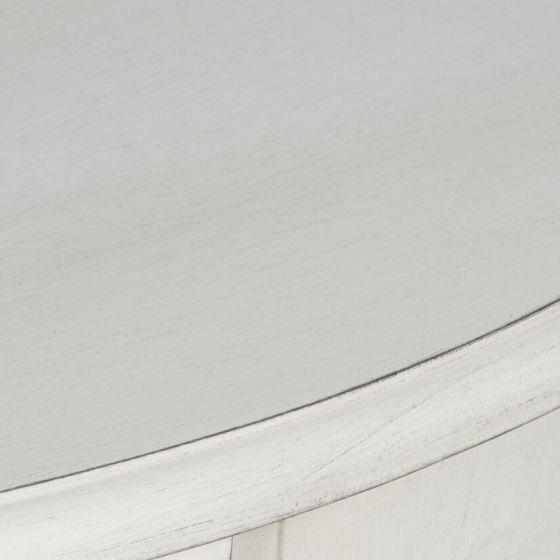 Beth Rustic White Pine 6 Tier Bookcase