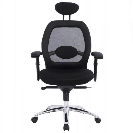 Lucy Black Deluxe Computer Chair