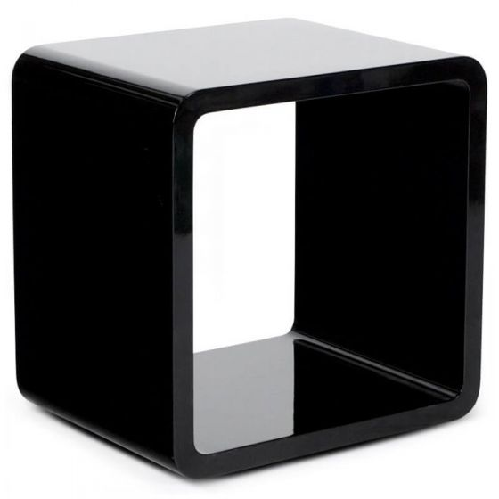 Retro Cube Side Table