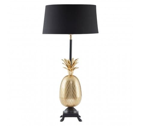 Bovo Gold Pineapple Table Lamp