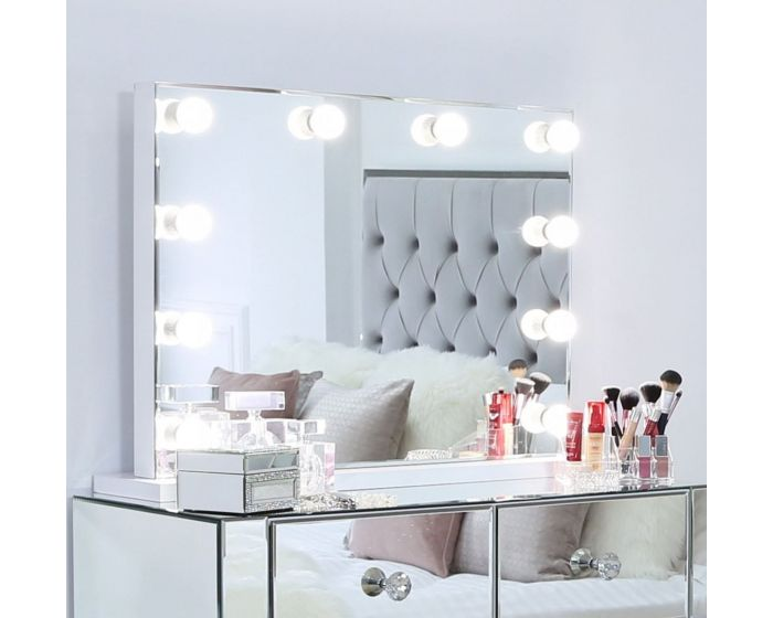 Broadway Style 10 Light Vanity/Dresser Mirror