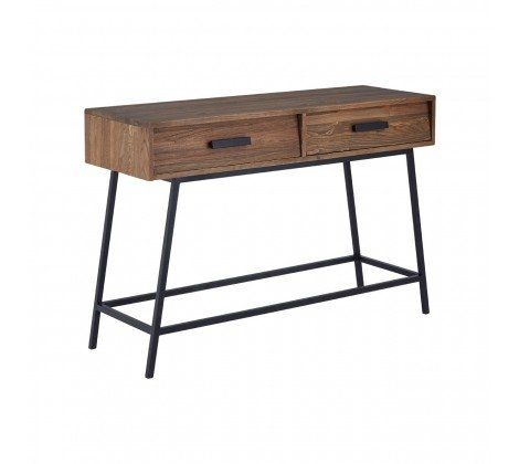 Bronx Industrial Console Table