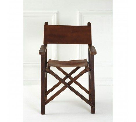 Buffalo Folding Chair