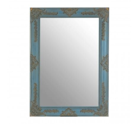 Camille Blue Wall Mirror