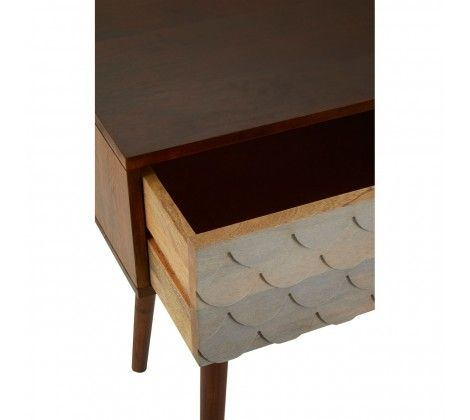 Coastal Mango Wood Console Table