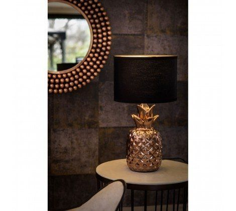 Copper Beaded Wall Mirror