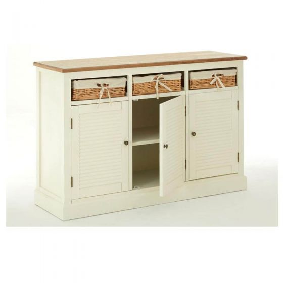 Dorset Two Tone Sideboard