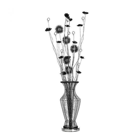 Crystal Flower Lamp