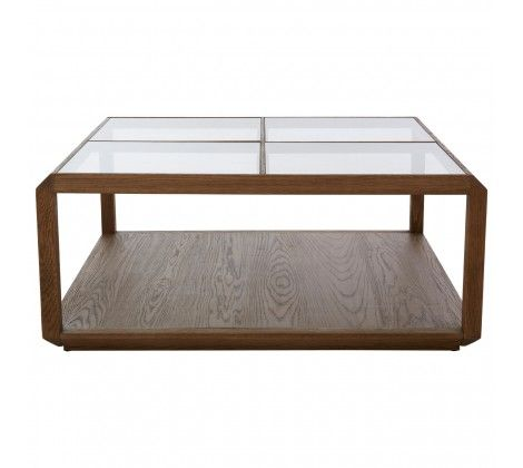 Dina Oak Coffee Table