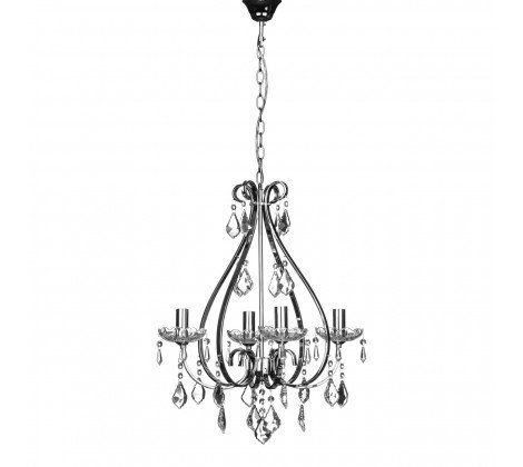 Dominique Chandelier Chrome