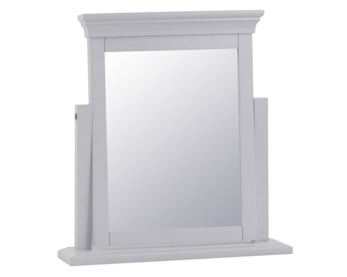 Edelmar Pine Grey Trinket Mirror