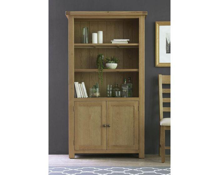 Eden Oak Bookcase