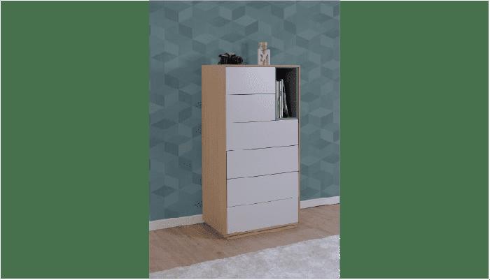 Enkel Oak Cabinet