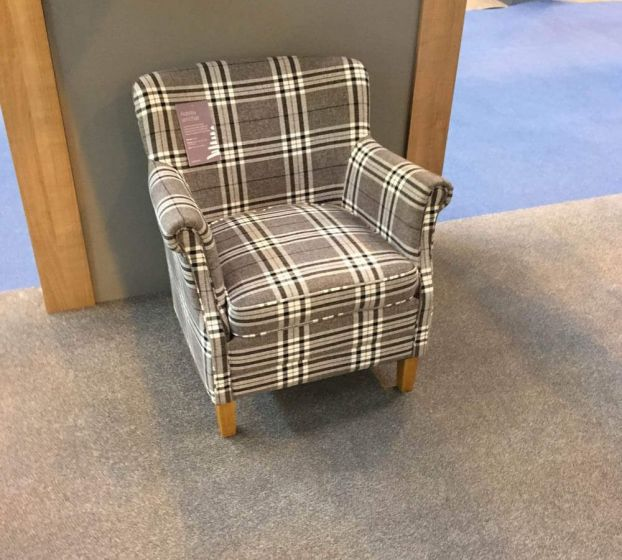 Fabric Tresham Armchair