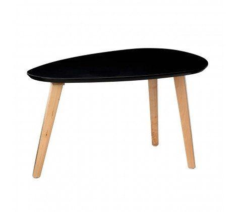 Fiesta Coffee Table - Black & Birch