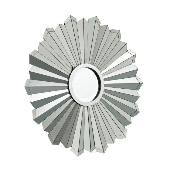 Flare Design Mirror