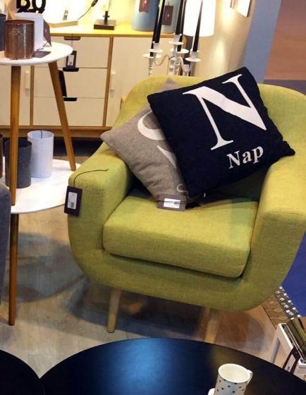 Funen Fabric Chair