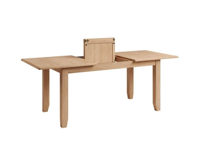 Richtown Oak Extending Dining Table