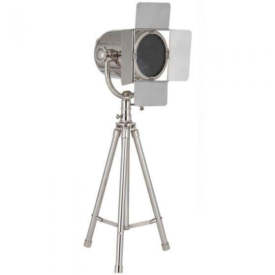 Greta Tripod Film Table Lamp