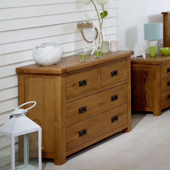 Guarlford 4 Drawer Chest of Drawers
