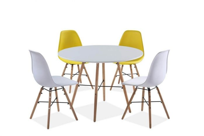 Halo Moulded Shell Chairs