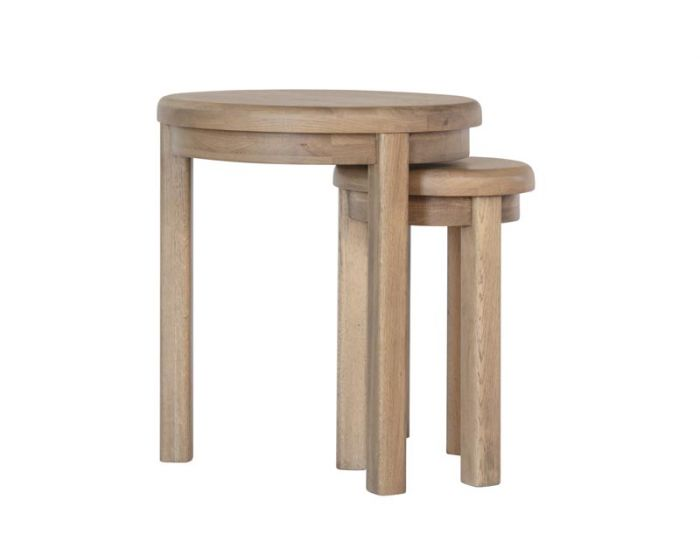 Hodson Round Nest of Tables