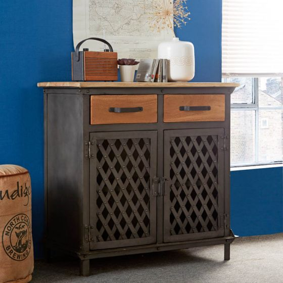 Industrial Eco Friendly Small Sideboard