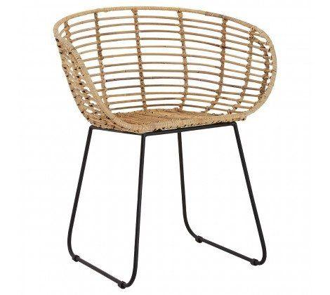 Java Decor Tiger Chair