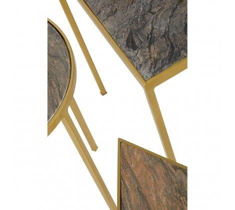 Karolina Set Of 3 Nesting Side Tables