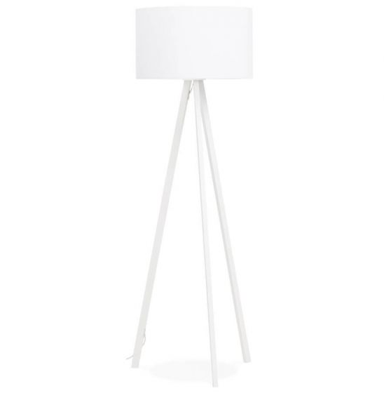 Laurits Scandinavian Tripod Floor Lamp