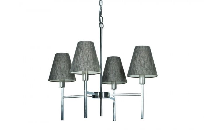 Lucerne Four Light Chandelier