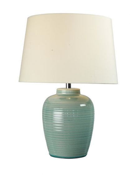Lume Barrel Table Lamp
