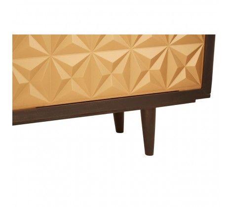 Malta Gold Mango Wood Sideboard