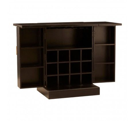 Malta Mango Wood Bar Unit