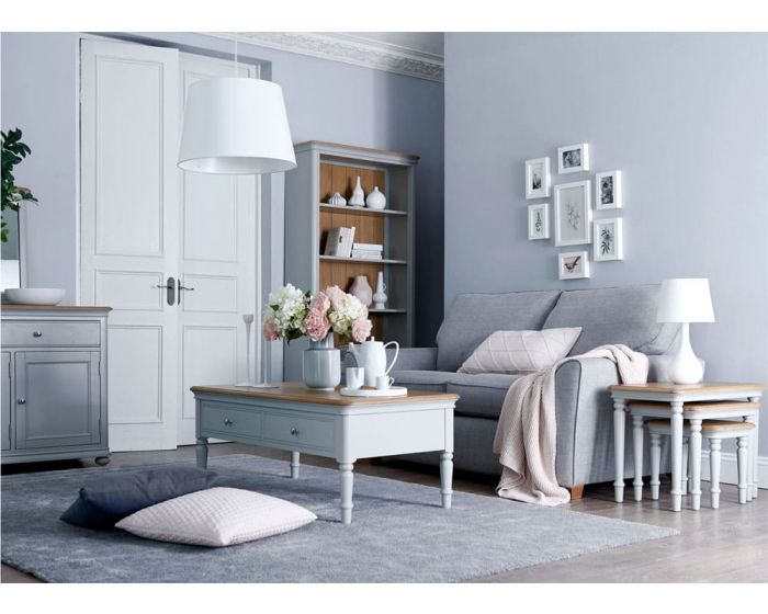 Mendes Soft Grey TV Unit