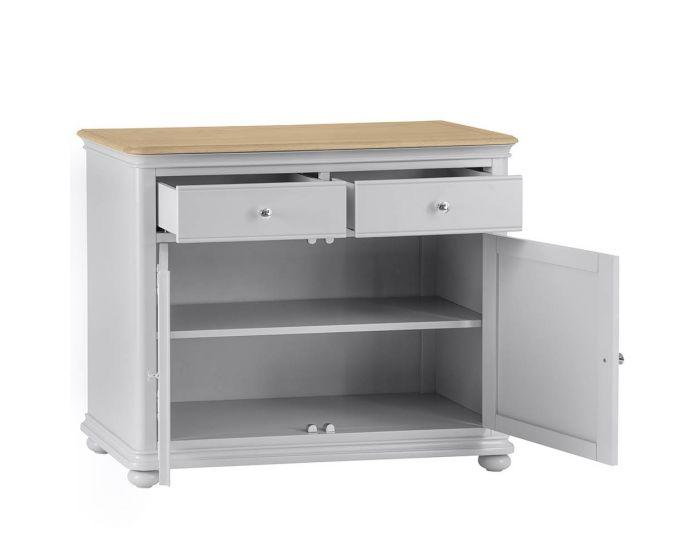 Mendes Soft Grey Sideboard
