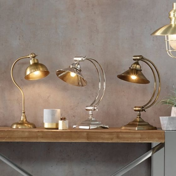 Mia Task Table Lamps