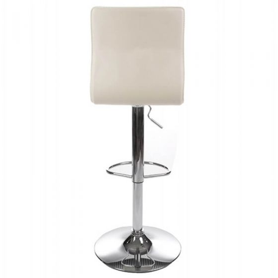 Moda Cream Deluxe Bar Stool