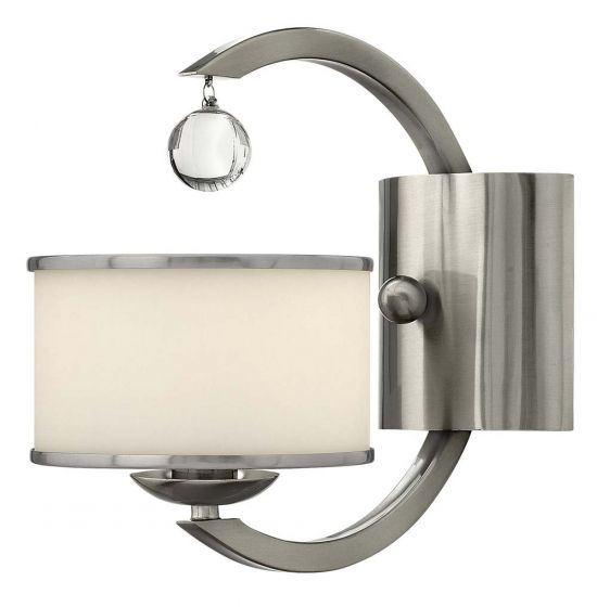Monaco 1Lt Wall Light