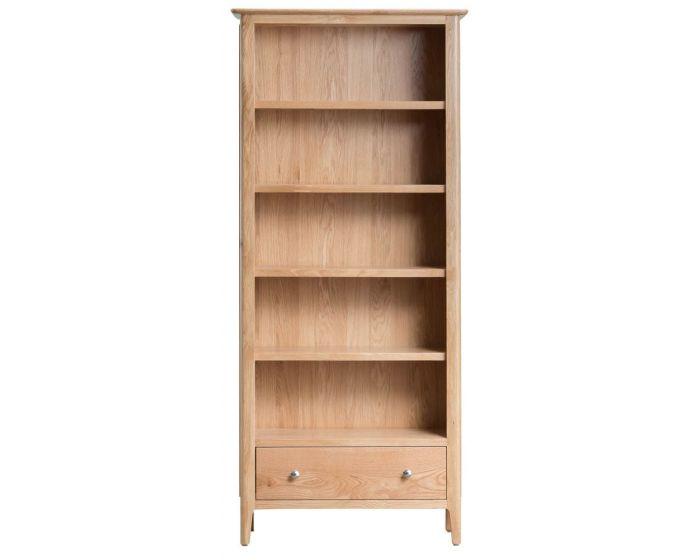 Noah Oak Large Bookcase