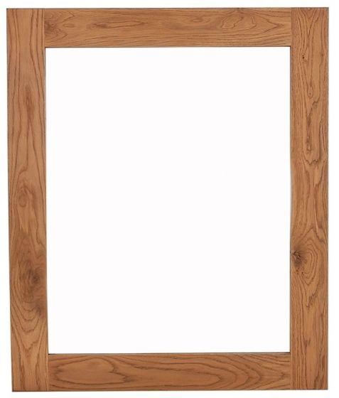 Oakhouse Oak Large Wall Mirror