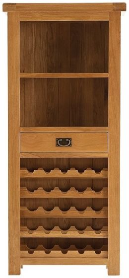 Oakhouse Oak Wine Rack